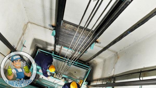 reparacion de ascensores